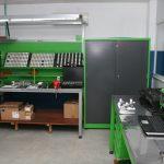 Laboratório de Montagem de Injetores