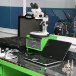 Análise de Componentes por Microscópio